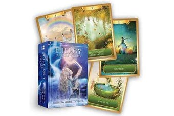 Energy Oracle Cards - A 53-Card Deck and Guidebook