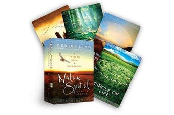 Native Spirit Oracle Cards - A 44-Card Deck and Guidebook