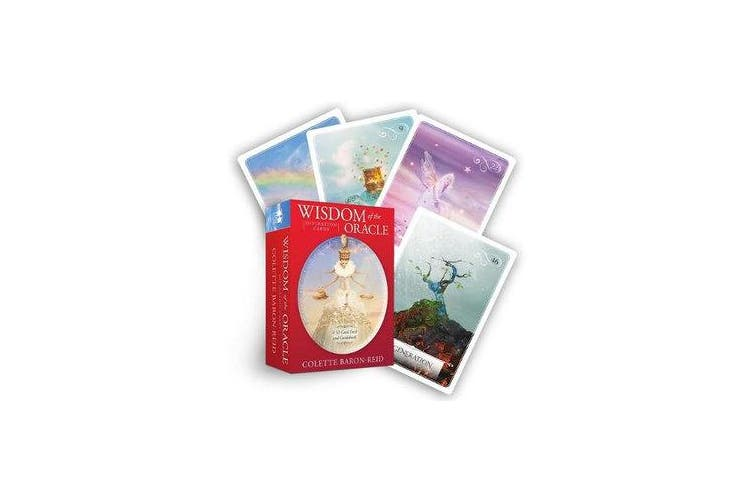 Wisdom of the Oracle Divination Cards - Ask and Know