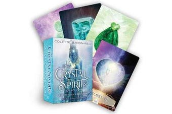 The Crystal Spirits Oracle - A 58-Card Deck and Guidebook