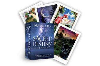 Sacred Destiny Oracle - A 52-Card Deck to Discover the Landscape of Your Soul
