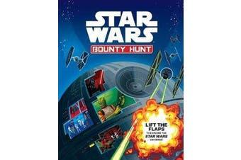 Star Wars: Bounty Hunt - Lift the Flap