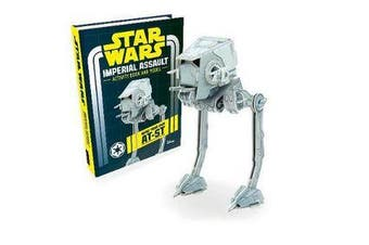Star Wars - Imperial Assault Activity Book and Model