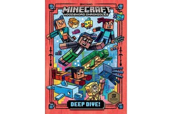 Deep Dive! - Minecraft Woodsword Chronicles 3