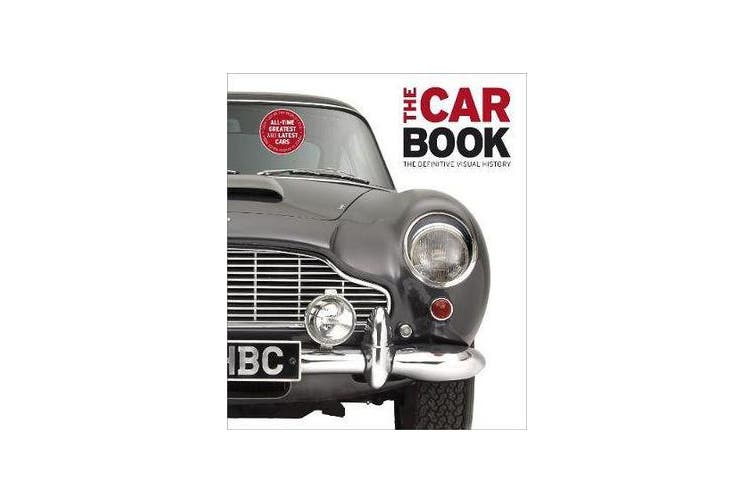 The Car Book - The Definitive Visual History