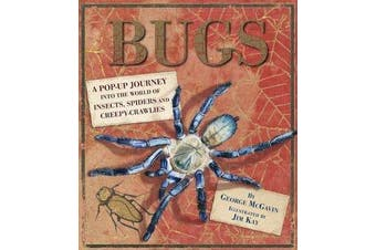 Bugs - A Pop-up Journey into the World of Insects, Spiders and Creepy-crawlies
