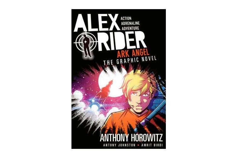 Ark Angel - The Graphic Novel