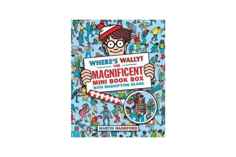 Where's Wally? The Magnificent Mini Book Box