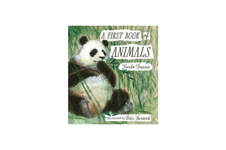 A First Book of Animals