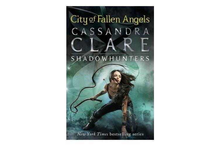 The Mortal Instruments 4 - City of Fallen Angels