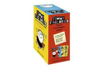 Timmy Failure Totally Catastrophic Boxset