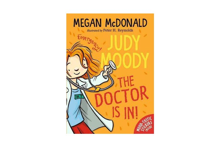 Judy Moody - The Doctor Is In!