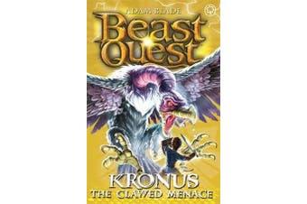 Beast Quest: Kronus the Clawed Menace - Series 8 Book 5
