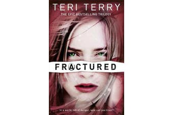 SLATED Trilogy: Fractured - Book 2
