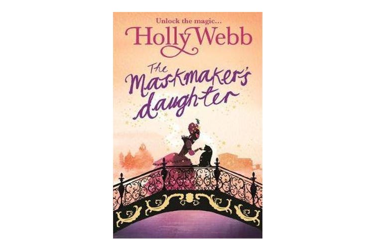 A Magical Venice story: The Maskmaker's Daughter - Book 3