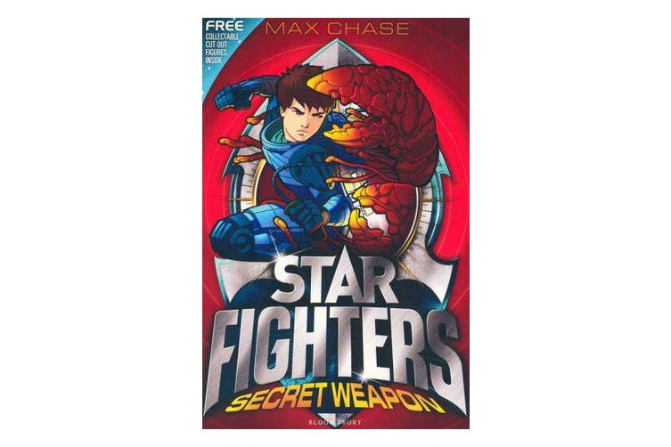 STAR FIGHTERS 8 - Secret Weapon