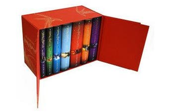 Harry Potter Box Set - The Complete Collection (Children's Hardback)