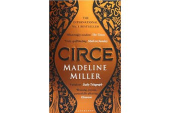 Circe - The International No. 1 Bestseller - Shortlisted for the Women's Prize for Fiction 2019