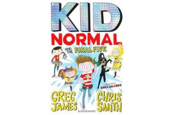 Kid Normal and the Final Five - Kid Normal 4