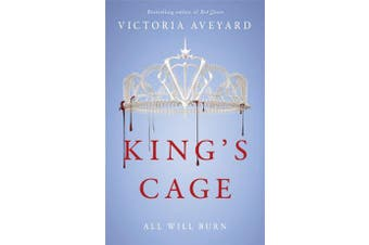 King's Cage - Red Queen Book 3