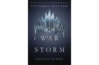 War Storm - Red Queen Book 4