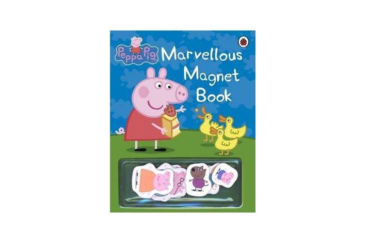 Peppa Pig - Marvellous Magnet Book