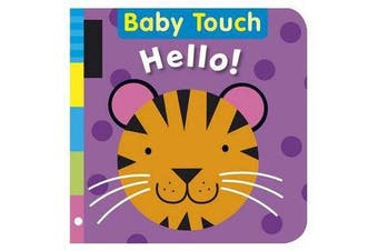 Baby Touch - Hello! Buggy Book