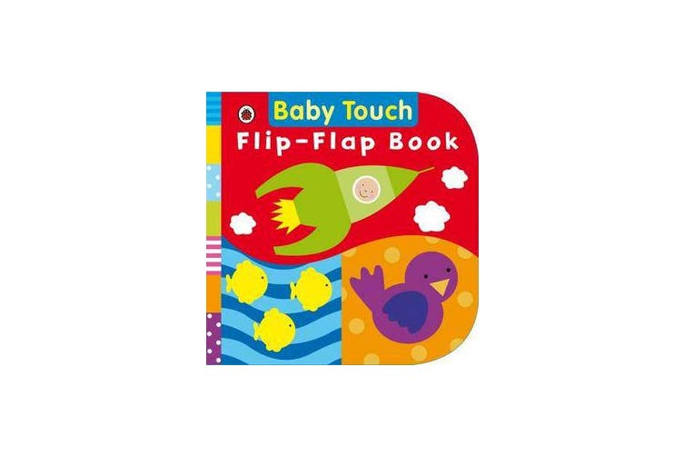 Baby Touch - Flip-Flap Book