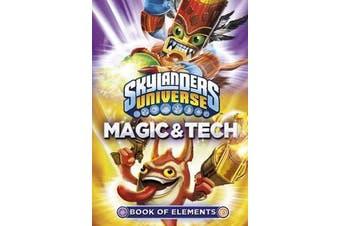 Skylanders Universe - Book of Elements: Magic and Tech