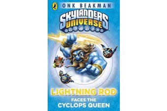 Skylanders Universe - Mask of Power: Lightning Rod Faces the Cyclops