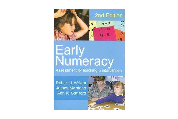 Early Numeracy - Assessment for Teaching and Intervention