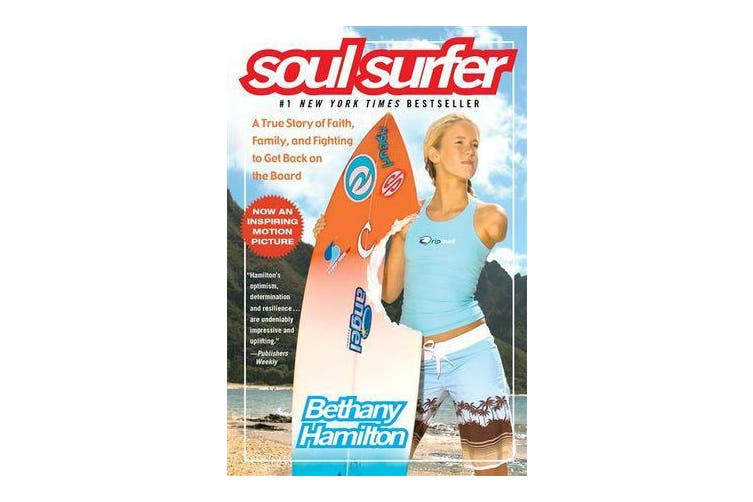 """Soul Surfer - A True Story of Faith, Family, and Fighting to Get Back on the Board """