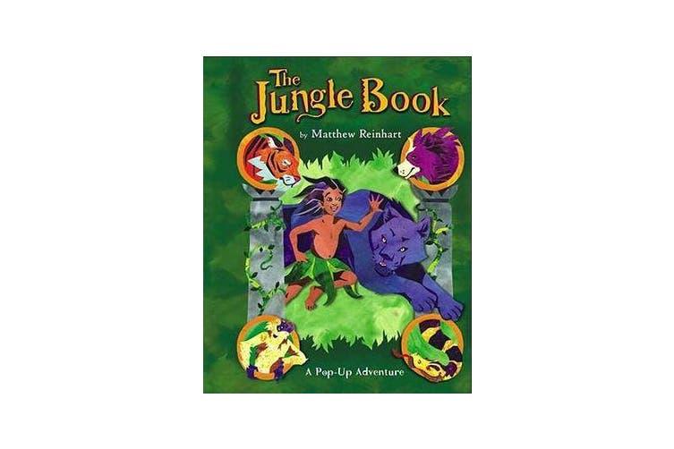 The Jungle Book - A Pop Up Adventure