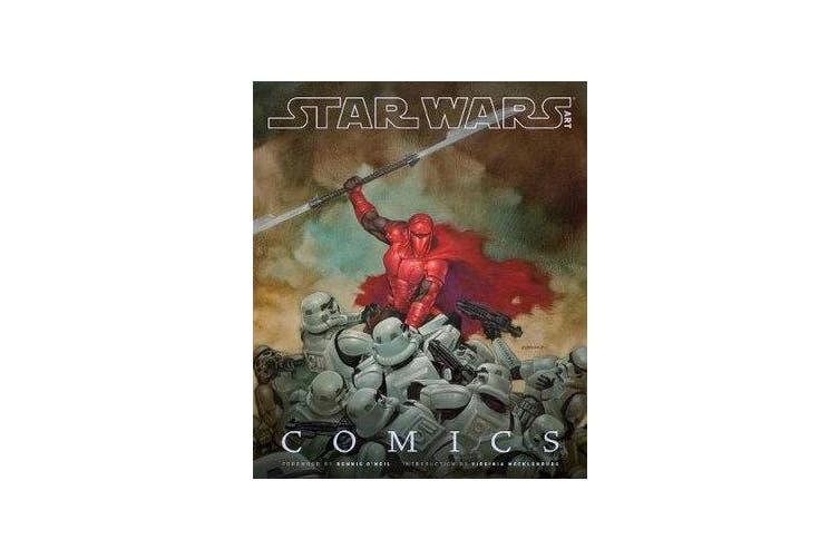 Star Wars Art - Comics