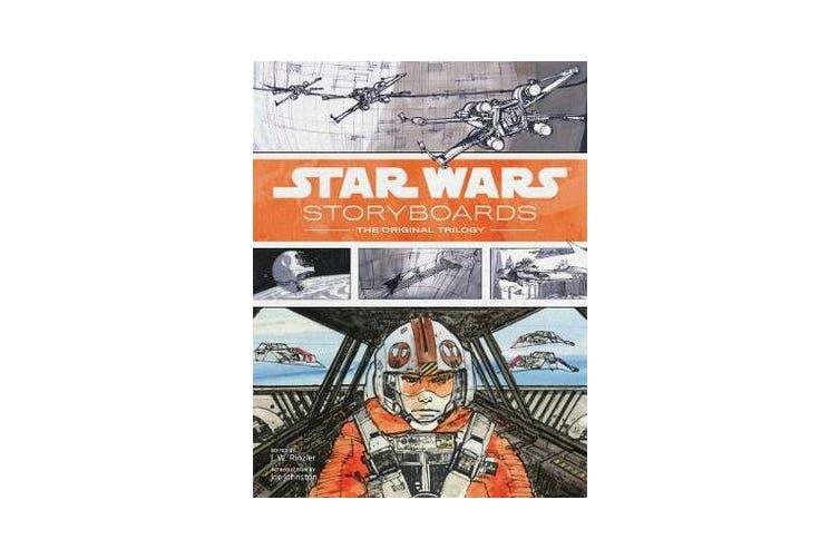 Star Wars Storyboards - The Original Trilogy