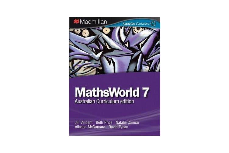 Mathsworld 7 Australian Curriculum Edition