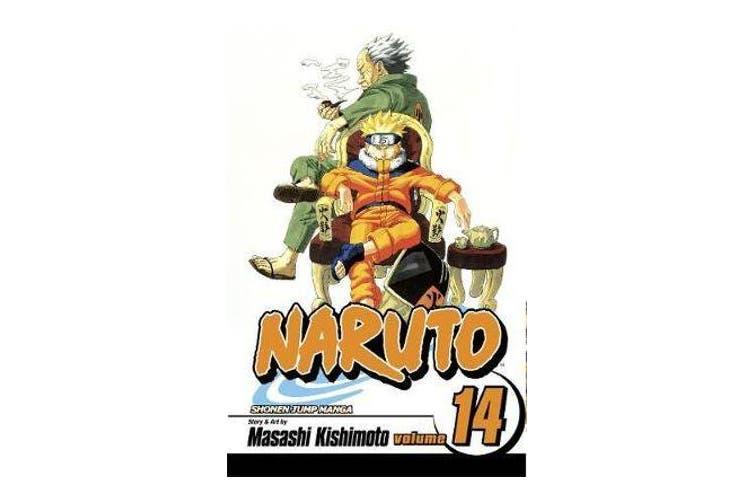 Naruto, Vol. 14 - Hokage vs. Hokage!!