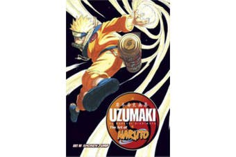 The Art of Naruto - Uzumaki