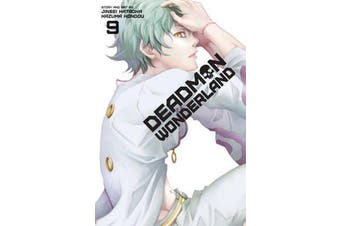 Deadman Wonderland, Vol. 9