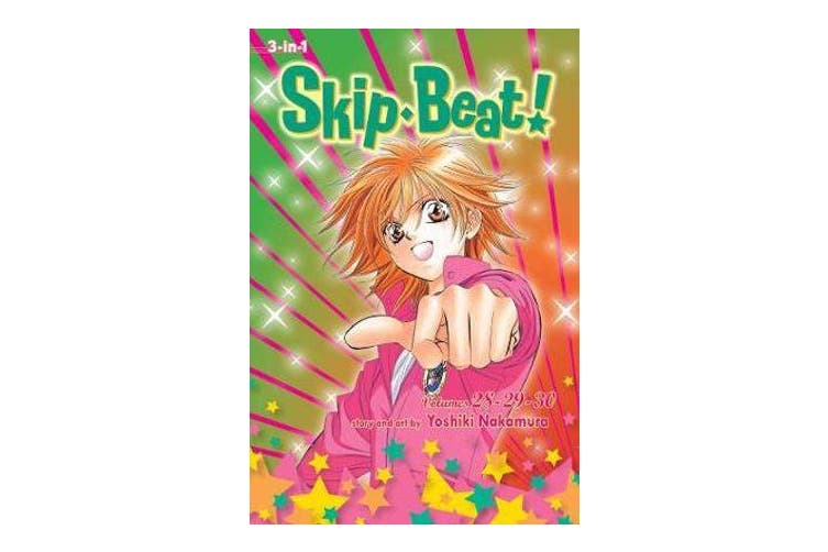 Skip Beat! (3-in-1 Edition), Vol. 10 - Includes Volumes 28, 29, & 30