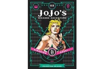 JoJo's Bizarre Adventure - Part 1--Phantom Blood, Vol. 3