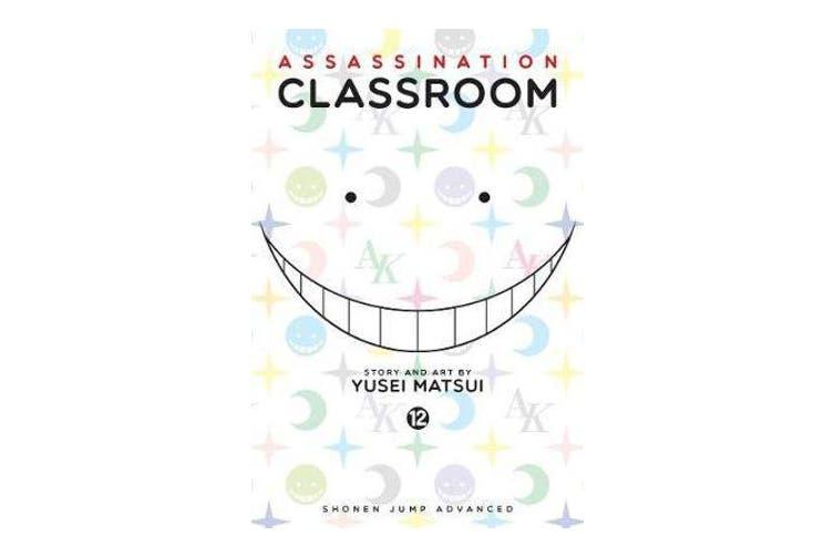 Assassination Classroom, Vol. 12