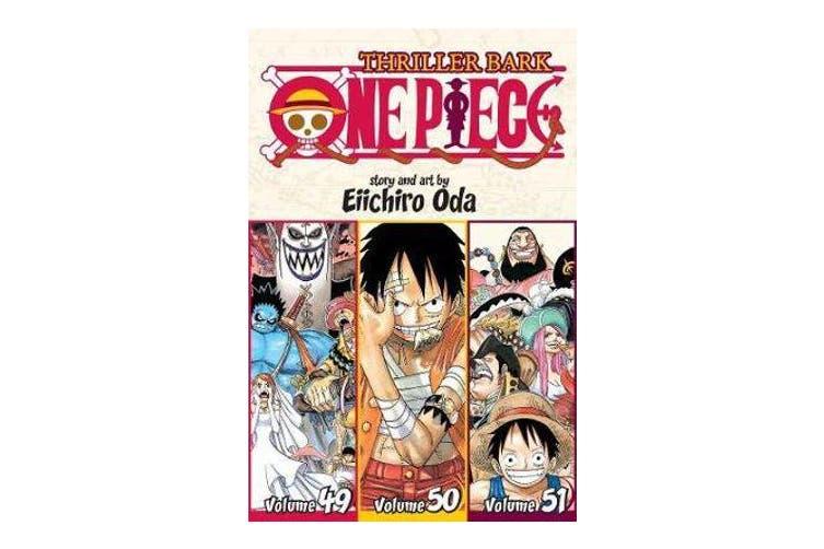 One Piece (Omnibus Edition), Vol. 17 - Includes vols. 49, 50 & 51