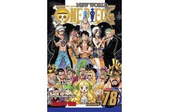 One Piece, Vol. 78 - Champion of Evil