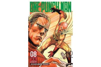One-Punch Man, Vol. 8