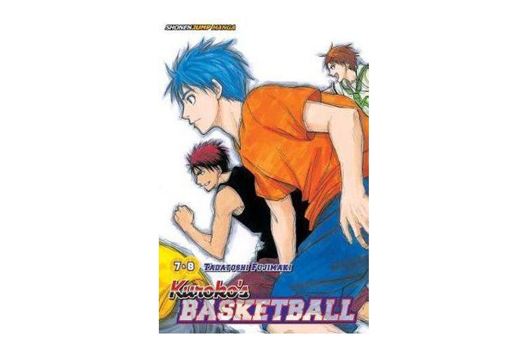 Kuroko's Basketball, Vol. 4 - Includes vols. 7 & 8