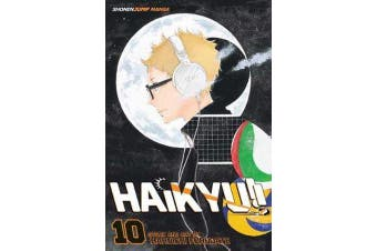Haikyu!!, Vol. 10