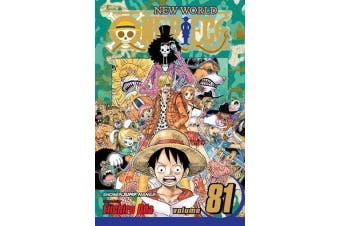 One Piece, Vol. 81 - Let's Go See the Cat Viper