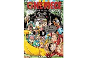 One Piece Color Walk Compendium - Water Seven to Paramount War