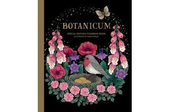 Botanicum Coloring Book - Special Edition